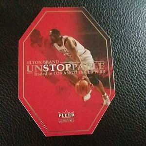 Unstoppable card